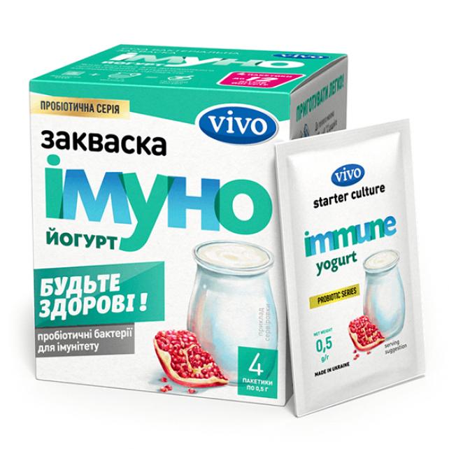Иммуно йогурт